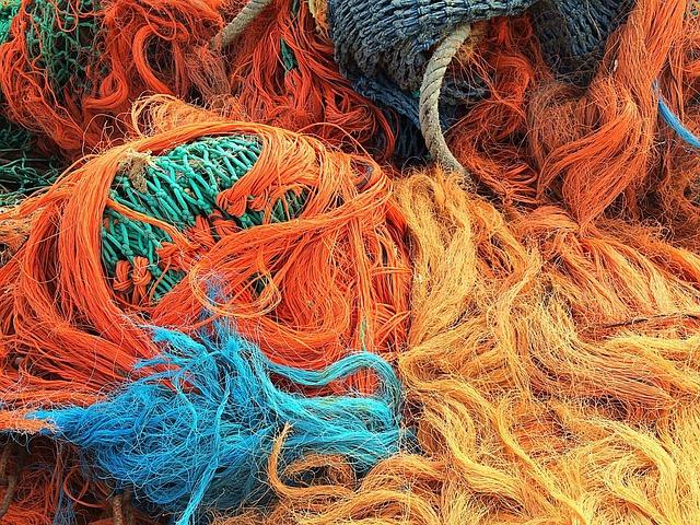 Fil&Fab: valoriser les filets de pêche