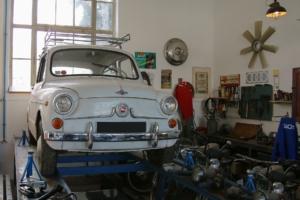 de la réparation artisanale au reconditionnement industrialisé de véhicules